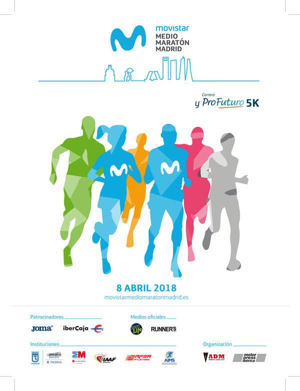 Maratón de Madrid con tecnología punta
