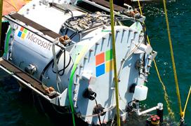 Microsoft prueba con éxito centros de datos submarinos