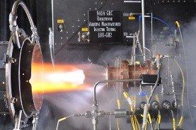 La NASA construye el primer motor de cohete con tecnología 3D