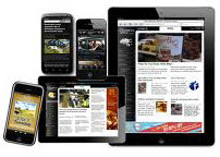 La transición digital de los medios finalizará en los móviles en 2013