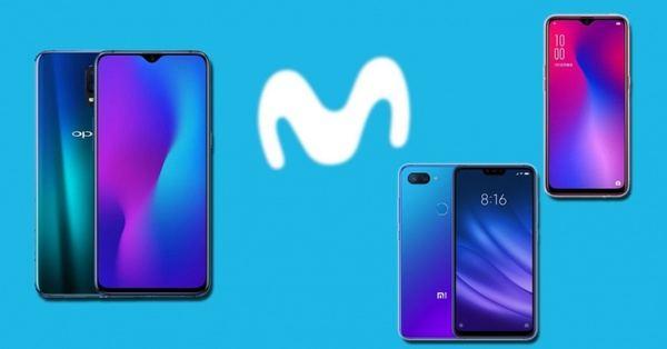 Telefónica incorpora los últimos modelos de Oppo y Xiaomi