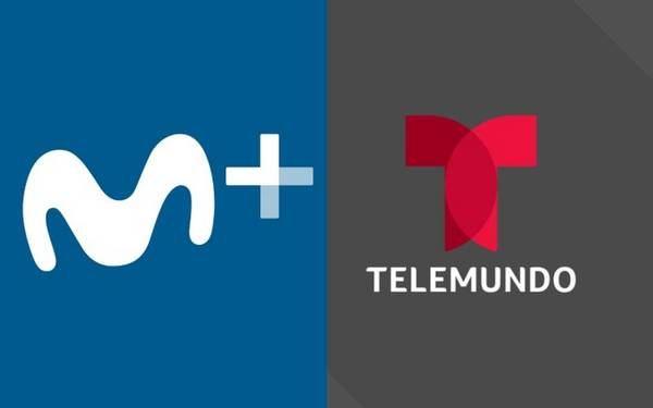Movistar y Telemundo producirán películas y series para el mercado estadounidense