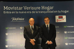 Telefónica inaugura en España la era del quíntuple play con el lanzamiento de 'Movistar Verisure Hogar'