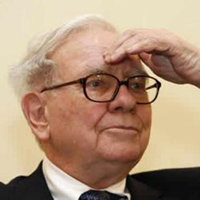 """El """"tiro a tres bandas"""" de Buffet"""