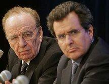 "Un exejecutivo de Murdoch se lanza a crear un ""gigante mediático"""