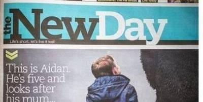 El primer periódico británico en papel en 30 años cierra tras dos meses