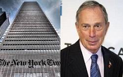 "Por qué Michael Bloomberg debería comprar ""The New York Times"""
