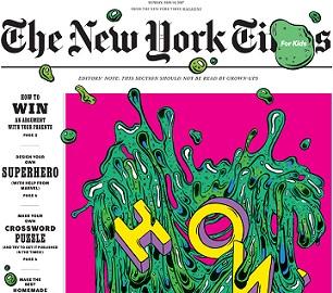 El próximo objetivo de 'The New York Times' son los niños