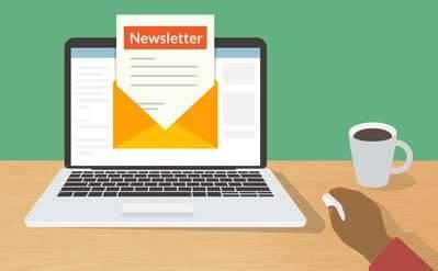 ¿Cuál es la utilidad de la newsletter en la comunicación empresarial?
