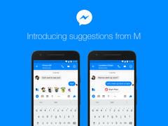 Facebook Messenger integra un asistente virtual para hacer sugerencias durante las conversaciones