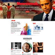 Newsweek reinventa la revista digital