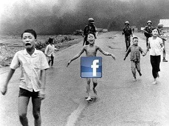 Facebook actúa como un medio de comunicación