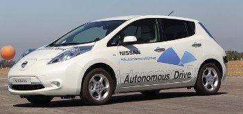 Nissan implantará la conducción automática para 2020