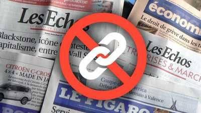 La Unión Europea dará poder a los medios para reclamar compensaciones a Facebook y Google