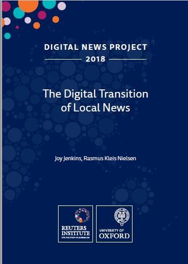 Así afrontan los medios locales europeos la transición digital