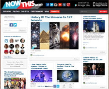 (8) NowThisNews informa con vídeos cortos a través del móvil