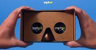 """""""The New York Times"""" ya obtiene ingresos con la realidad virtual"""