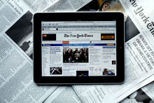 'The New York Times' acerca su actividad digital al papel