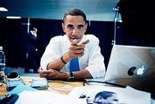 Obama gana en las redes sociales