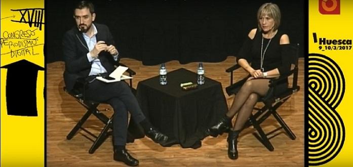 """Julia Otero: """"Si no se paga por la información, no se puede pretender que sea veraz"""""""