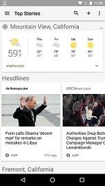 Google News incorpora art�culos de P�ginas M�viles Aceleradas
