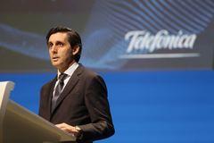 Álvarez-Pallete: 'La revolución digital nos brinda la oportunidad de reinventar Telefónica'