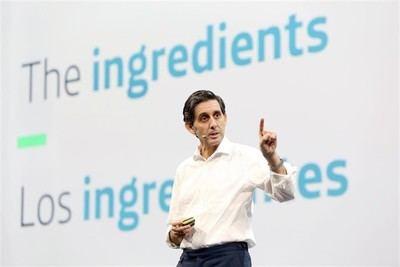 El presidente de Telefónica urge a desarrollar inteligencia artificial basada en la lengua española