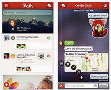 Path, la red social para el móvil comienza a ser un éxito