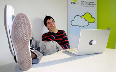 """""""El cloud computing será el estándar, los ordenadores serán tontos"""""""