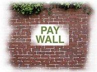 Lecciones de los pioneros en los muros de pago