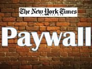 """¿Al """"NYT"""" le funciona el muro de pago?"""