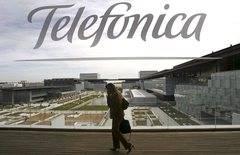 Telefónica aporta en España el 1,8% del PIB