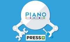 Fusión entre Piano Media y Press+, proveedores de servicios de pago online