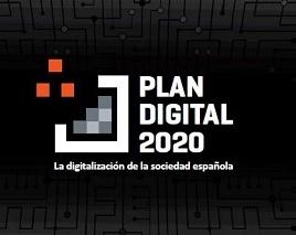 Plan Digital 2020 para España