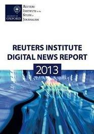 Las nuevas tendencias de los medios según el Informe del Instituto Reuters