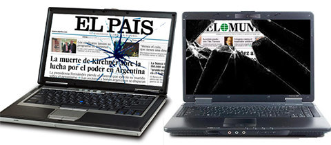 Por qué los muros de pago de 'El Mundo' y 'El País' no les salvarán