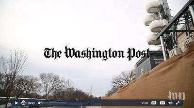 'The Washington Post' incorporará 30 empleados a su equipo de vídeo