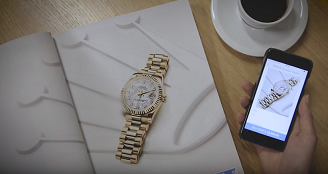 Una app transforma anuncios impresos en puntos de venta