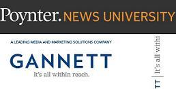 Gannett y Poynter formarán a los periodistas de las redacciones del futuro