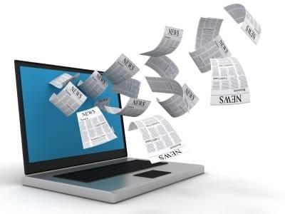 Los periódicos reconquistan Internet