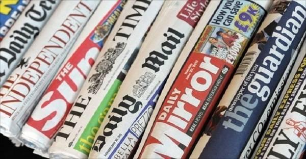 """El """"Brexit"""" del papel amenaza a los medios británicos"""