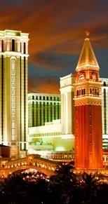 Uno de los resorts de Las Vegas Sands