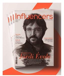 Nace la Revista Influencers
