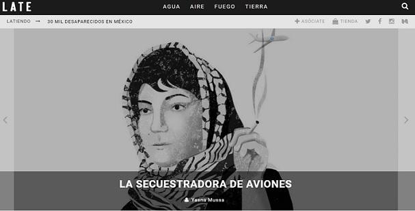 Periodistas latinoamericanos crean una revista colectiva