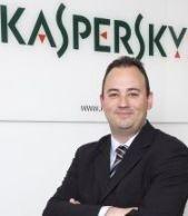 Ricardo Hernández, director técnico de Kaspersky Lab Iberia