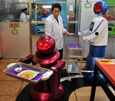 Robots, mis nuevos Recursos Humanos