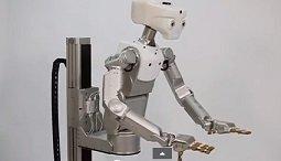 Humanoide creado por la empresa Meka, adquirida por Google