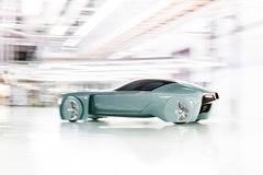 El Rolls-Royce del futuro no tiene volante