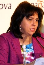 Rosa García, presidenta de Siemens