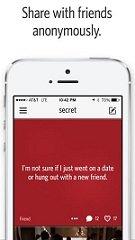 Nace Secret, la red social anónima al servicio del cotilleo